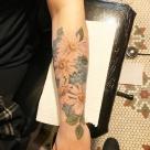 daisy tattoo, daisies, vegan ink, vegan tattoo, female artist, amanda, amanda stiehls, colby, phoebe aceto, phoebe, carol oddy, amy jiao, ithaca, cortland, auburn, syracuse, collegetown, college town, the best tattoos, tattoo ideas, unique tattoo ideas, unique tattoos, the best tattoo shop, the best tattoo shops near me, pretty tattoos, watercolor, watercolour, blackwork, black work, traditional, shoulder piece, back piece, arm tattoo, hand tattoo, portrait, illustrative, mandala, geometric, 3d, realism, traditional, piercing, piercings, tattooing, black dragon, black dragon tattoo, black dragon tattoo company, tara morgan, tattoos by tara, flowers, tattoo studio, body art, simple tattoos, minimalist tattoos, crystals, healing crystal tattoos, flower tattoo ideas, healing crystals, mystical tattoos, tattoo studios near me, microblading, josh payne, medusa tattoo, steihls, ink masters, gallery, art, custom tattoos, hand of fate, sacred art, ascend gallery, tattoo shops around ithaca, cortland tattoo shops, cortland tattoo studio, woman tattoo artist, botanical tattoo, floral tattoo, nature tattoo, tattoo artists near me