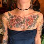 chest piece, chest tattoo, vegan ink, vegan tattoo, female artist, amanda, amanda stiehls, colby, phoebe aceto, phoebe, carol oddy, amy jiao, ithaca, cortland, auburn, syracuse, collegetown, college town, the best tattoos, tattoo ideas, unique tattoo ideas, unique tattoos, the best tattoo shop, the best tattoo shops near me, pretty tattoos, watercolor, watercolour, blackwork, black work, traditional, shoulder piece, back piece, arm tattoo, hand tattoo, portrait, illustrative, mandala, geometric, 3d, realism, traditional, piercing, piercings, tattooing, black dragon, black dragon tattoo, black dragon tattoo company, tara morgan, tattoos by tara, flowers, tattoo studio, body art, simple tattoos, minimalist tattoos, crystals, healing crystal tattoos, flower tattoo ideas, healing crystals, mystical tattoos, tattoo studios near me, microblading, josh payne, medusa tattoo, steihls, ink masters, gallery, art, custom tattoos, hand of fate, sacred art, ascend gallery, tattoo shops around ithaca, cortland tattoo shops, cortland tattoo studio, woman tattoo artist, botanical tattoo, floral tattoo, nature tattoo