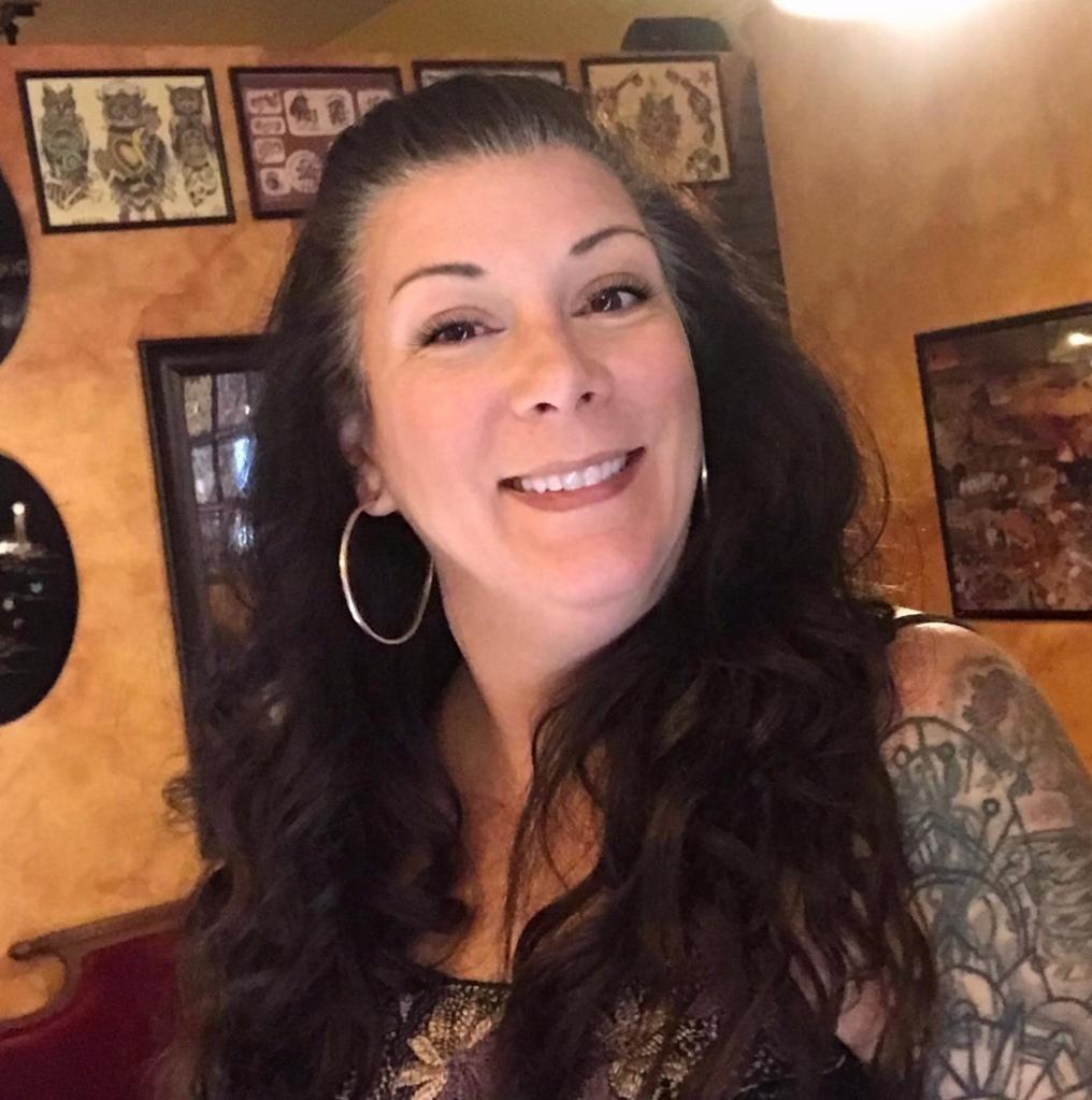 Tara Morgan, tattoo artist, New York